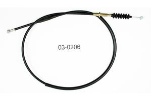 Cable, Black Vinyl, Clutch