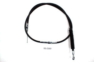 Cable, Black Vinyl, Clutch Terminator LW
