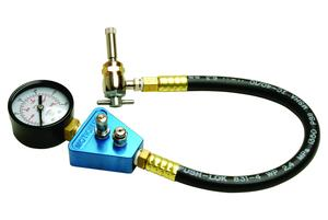 Nitrogen Shock Gauge & Filler