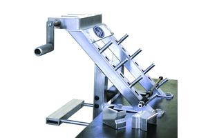 Motion Pro Soft Jaw Vertical Suspension Vise