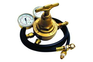 Nitrogen Regulator and Transfer Hose 6