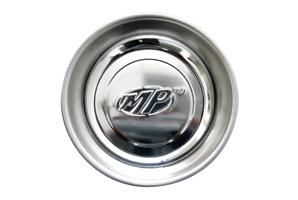 Magnetic Parts Dish, 3 in. Stainless Steel with MP Logo