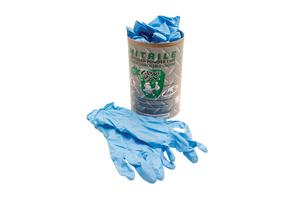 Glove Boy Nitrile 8 Mil Ex-Large, Tube of 50 Ea