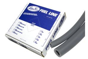 "MP Premium Fuel Line, Gray 3/16"" ID X 25"