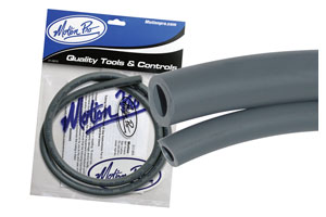 "MP Premium Fuel Line, Gray 3/16"" ID X 3"