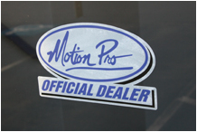 Official Dealer Decal