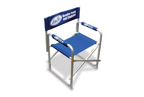 Motion Pro Pit Chair Wh/Blu