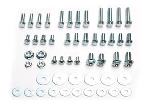 Metric Hardware Kit, 52 pcs