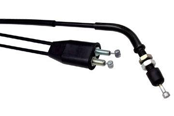 Cable, Black Vinyl, Throttle - Special Application